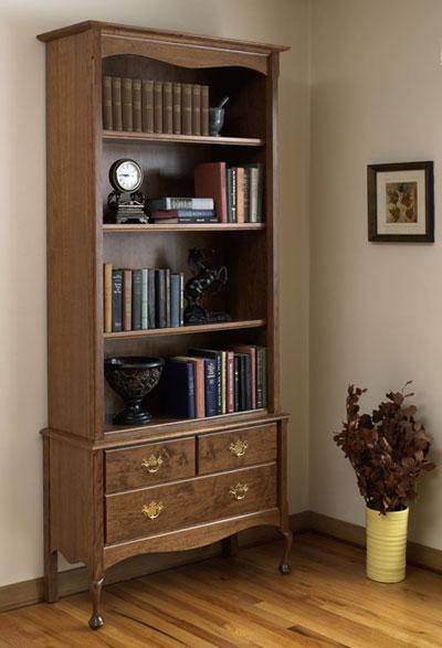 Как сделать книжный шкаф своими руками в домашних условиях 729